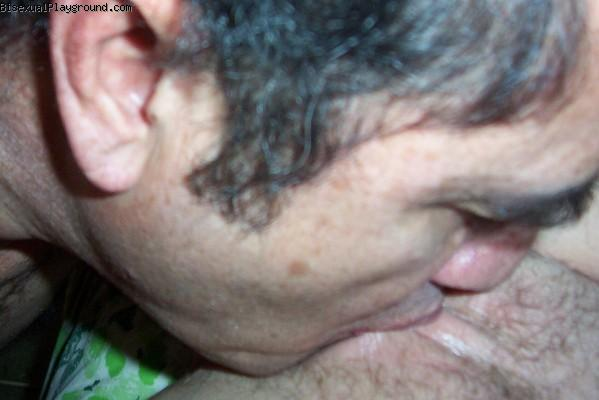 Men Eating Other Mens Cum From Their Wifes Pussy 16
