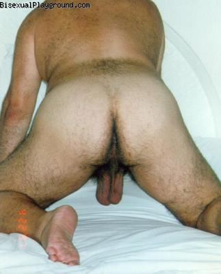 Big Balls on Bisexual Playground